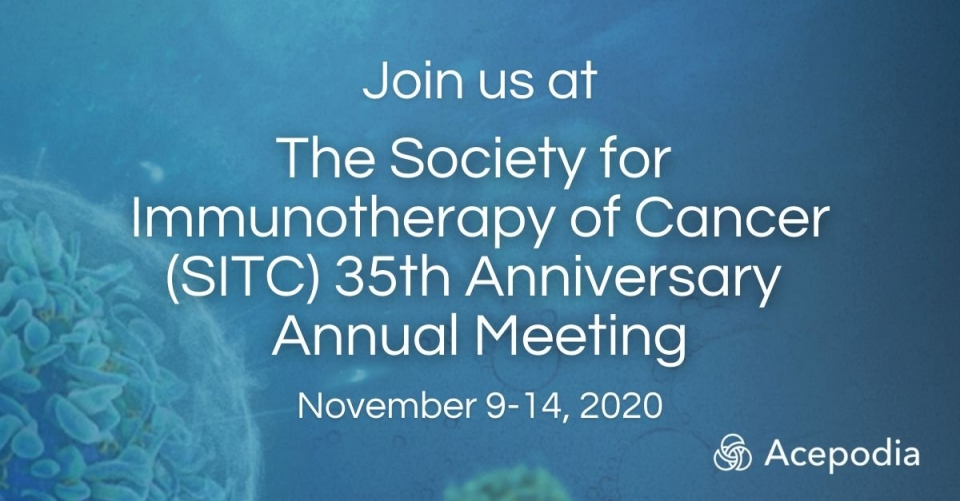 35th Society for Immunotherapy of Cancer